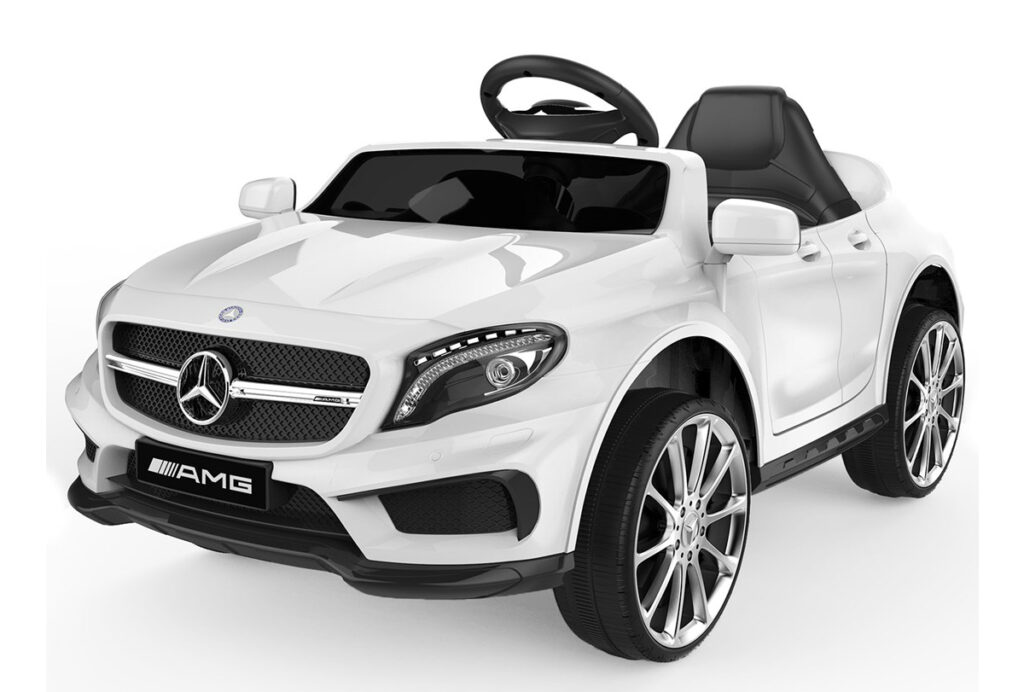 Elbil Barn Mercedes AMG GLA45 12V