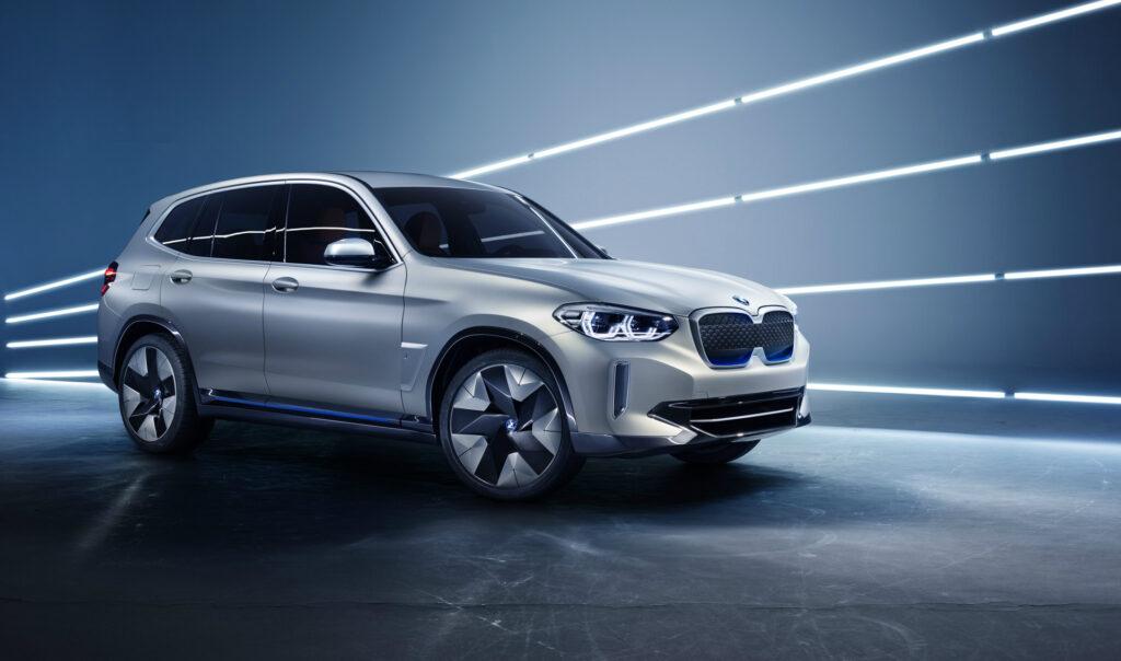 elbil BMW iX3