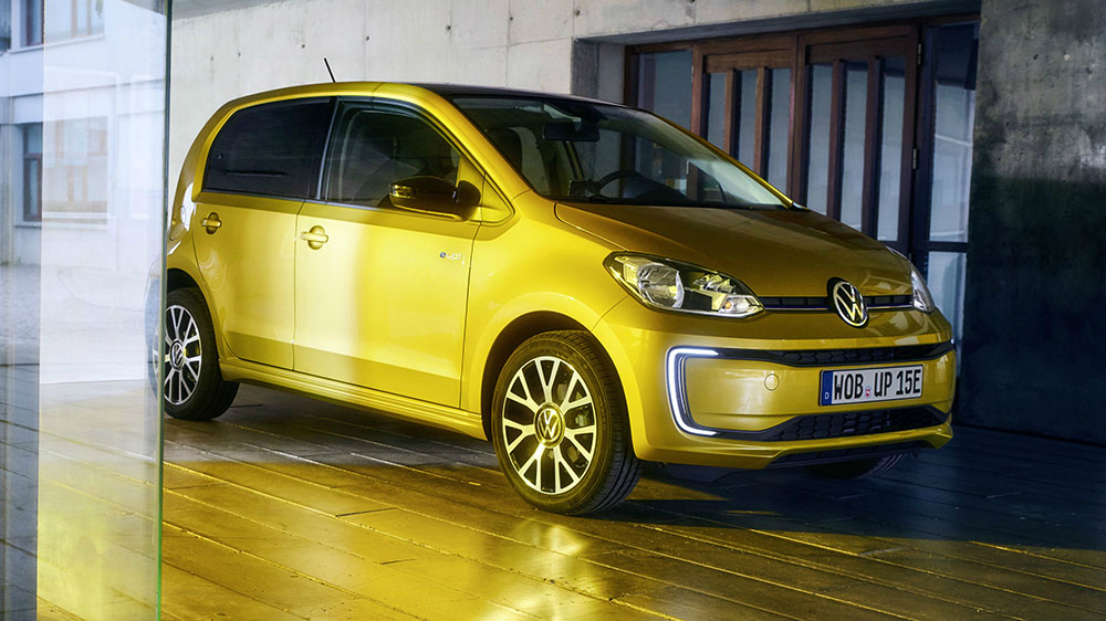 elbil Volkswagen e-Up